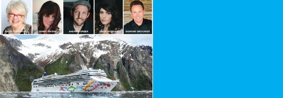 Cruise To Alaska With Us!